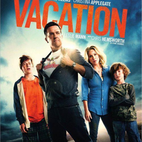 Vacation Blu-Ray