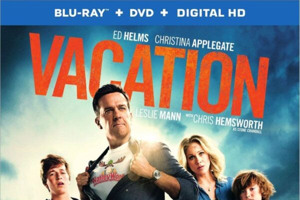 Vacation Blu-Ray