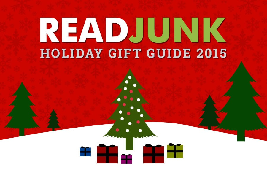ReadJunk.com's Holiday Gift Guide 2015