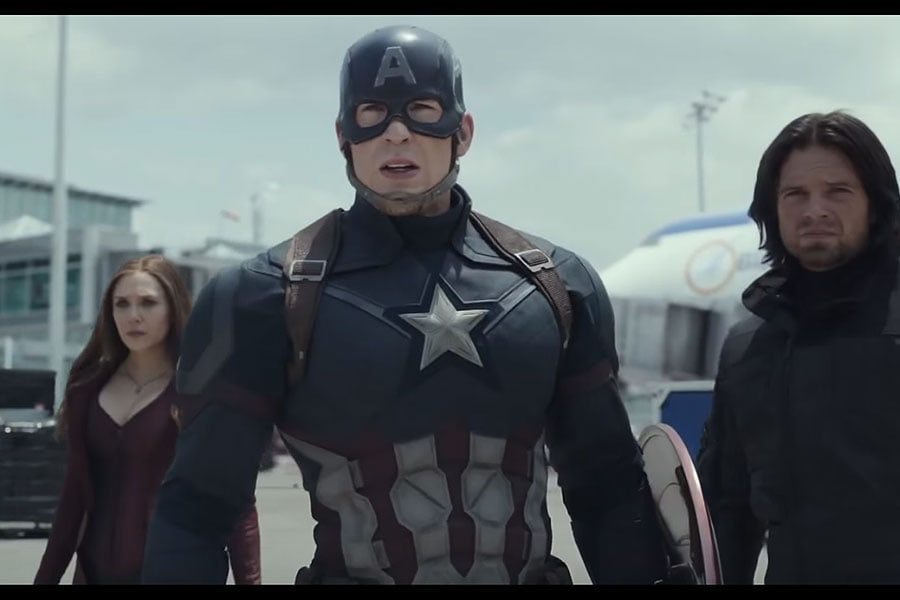 Captain America: Civil War Teaser Trailer