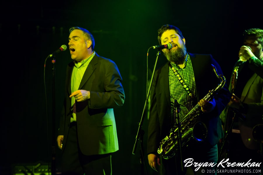 The Slackers, The Pietasters, Sammy Kay, The Snails (21)