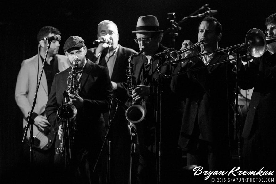 The Slackers, The Pietasters, Sammy Kay, The Snails (19)