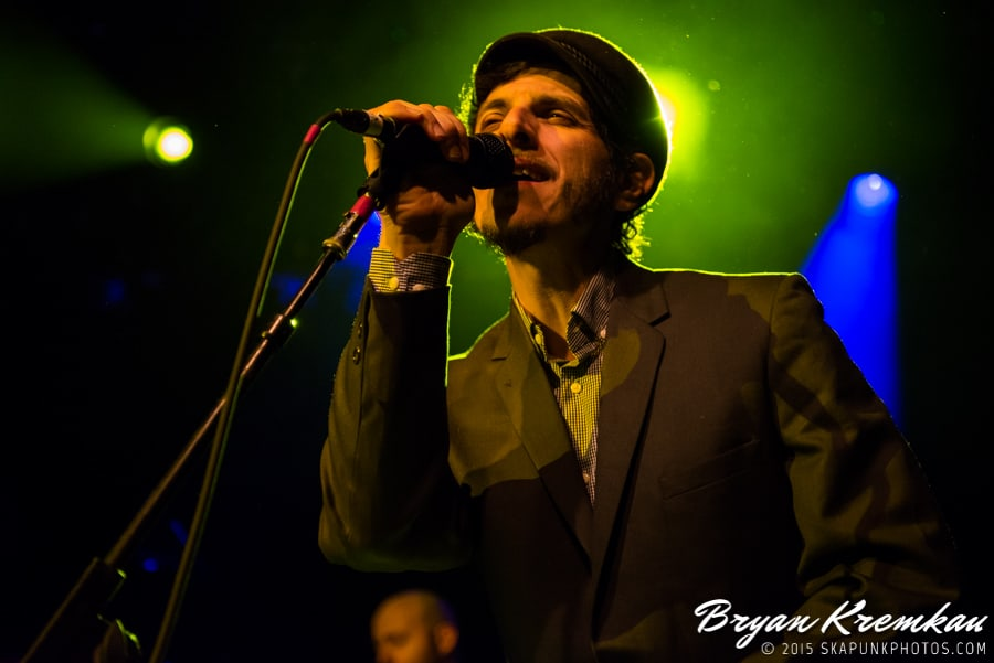 The Slackers, The Pietasters, Sammy Kay, The Snails (14)