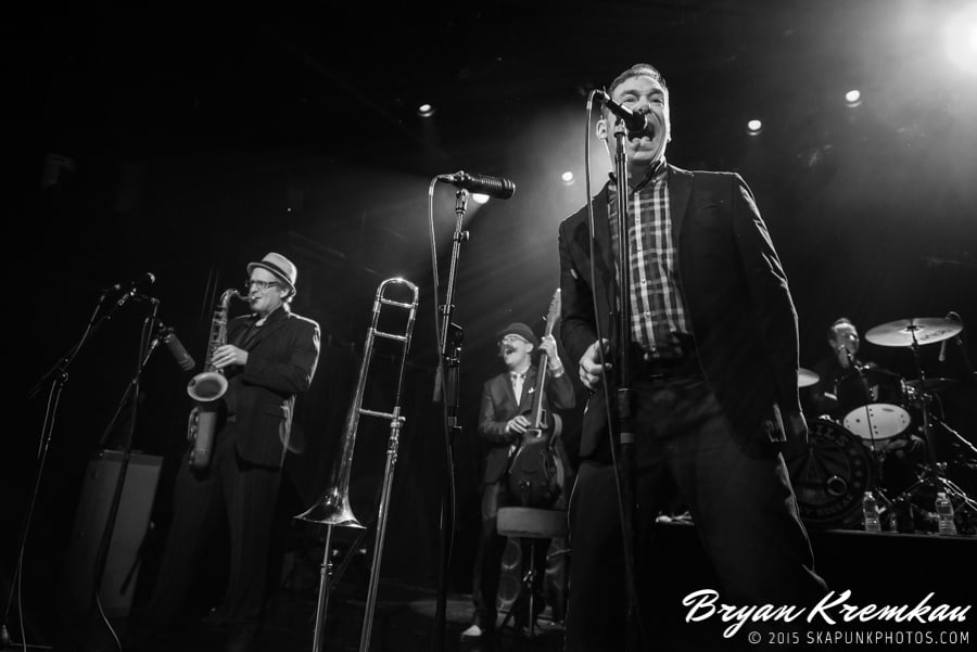 The Slackers, The Pietasters, Sammy Kay, The Snails (8)