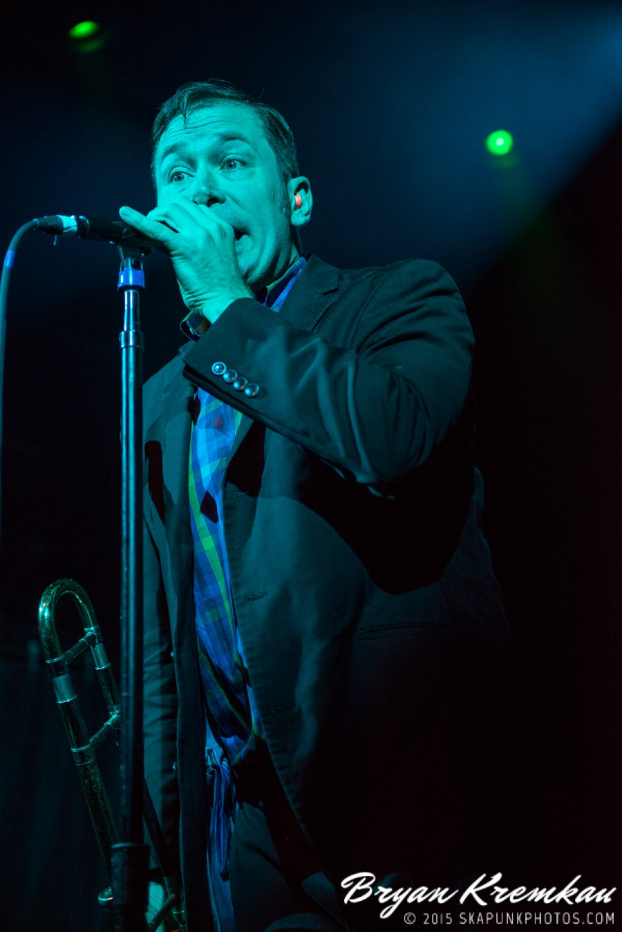 The Slackers, The Pietasters, Sammy Kay, The Snails (3)