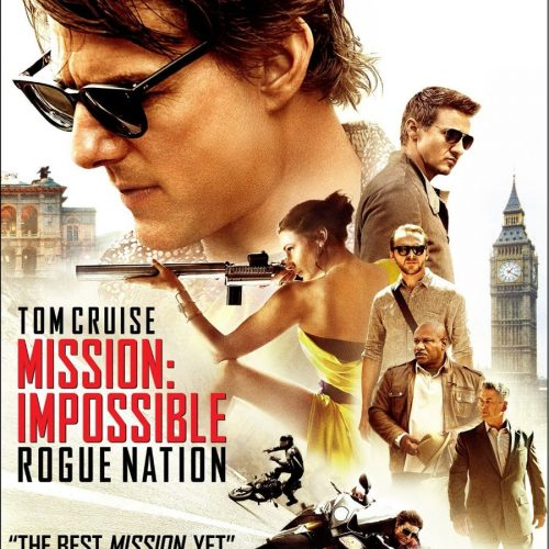 Mission Impossbile: Rogue Nation Blu-Ray Review