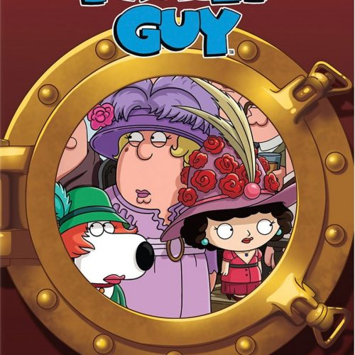 Family Guy: Season 13 DVD Review