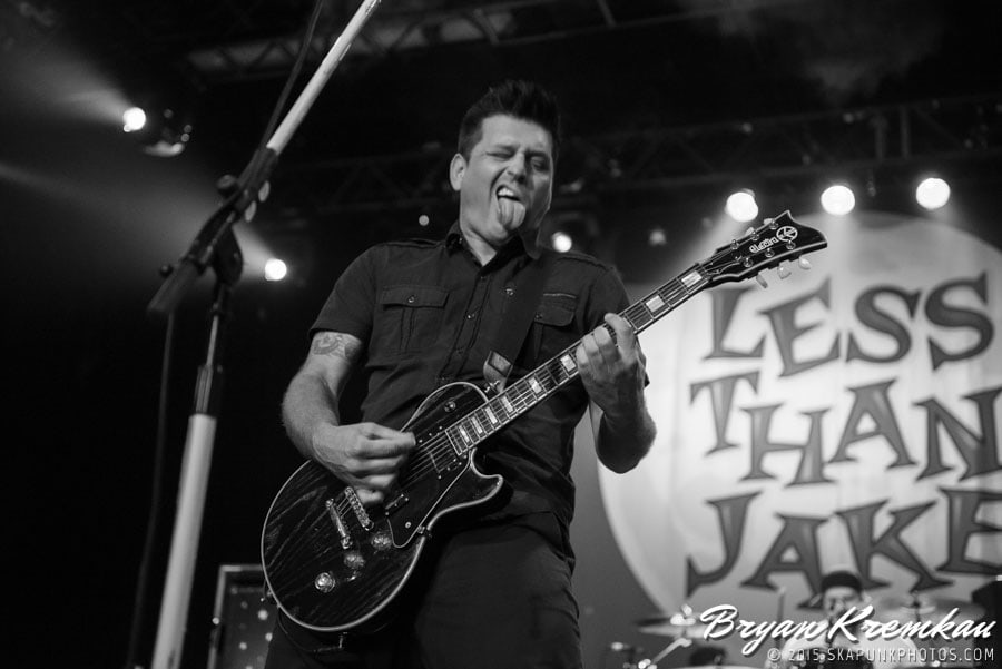 Chris DeMakes of Less Than Jake