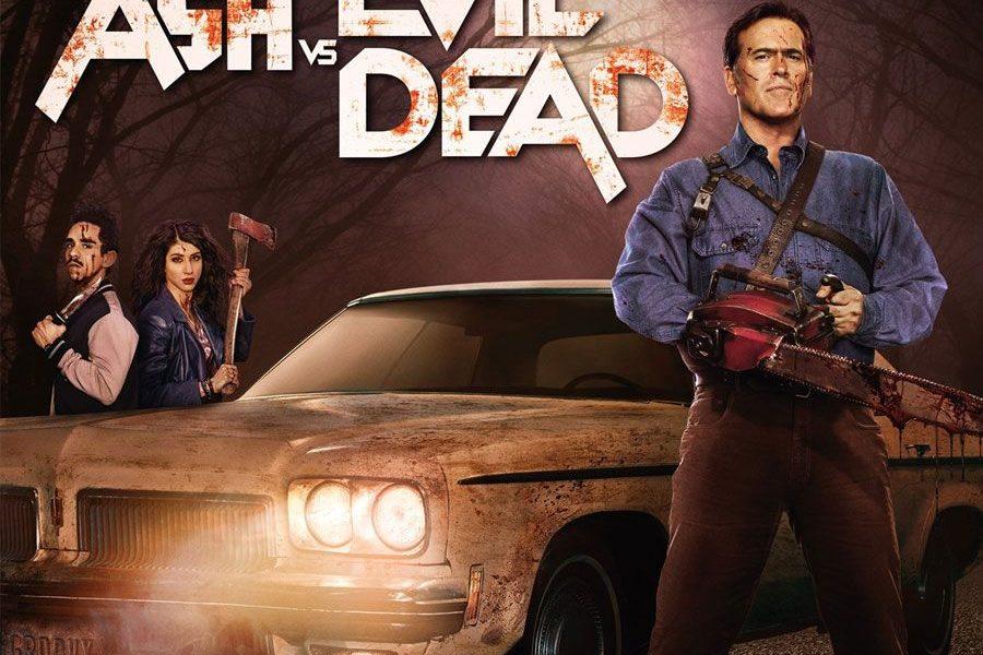 Ash Vs Evil The Dead