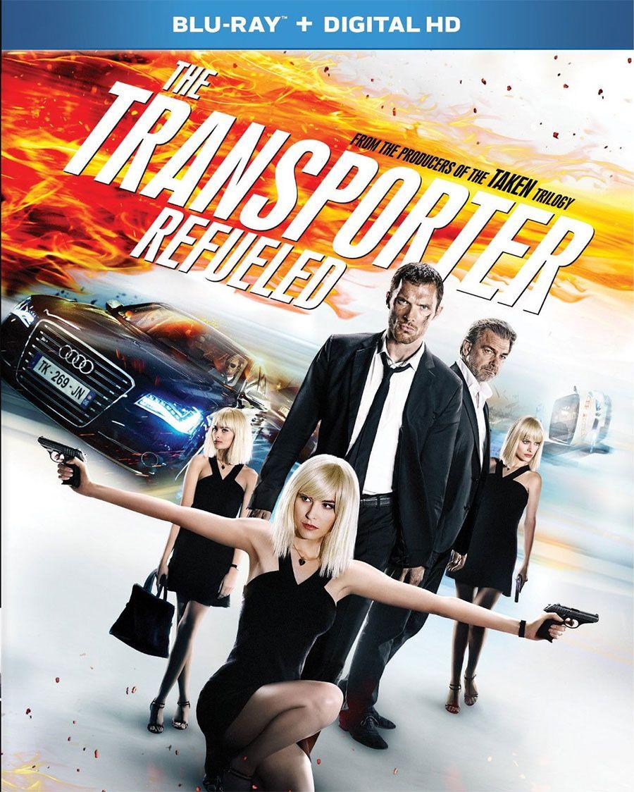 Transporters Refueled (Blu-ray + UltraViolet)