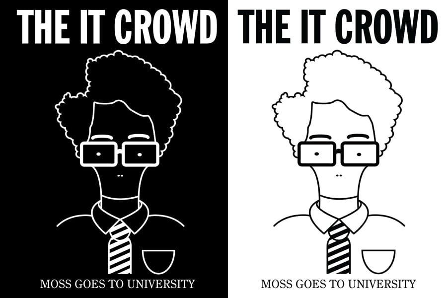 Moss The Descendents T-Shirt