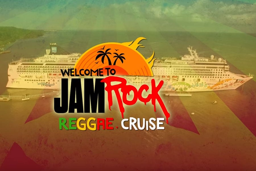 Welcome To Jamrock Cruise 2016