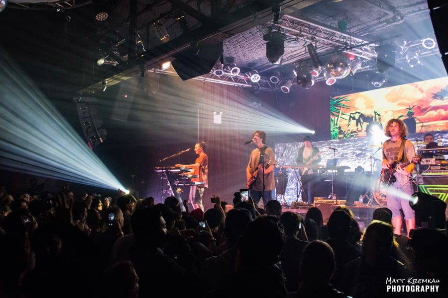 Stick Figure, Fortunate Youth, Raging Fyah @ Highline Ballroom, NYC (17)