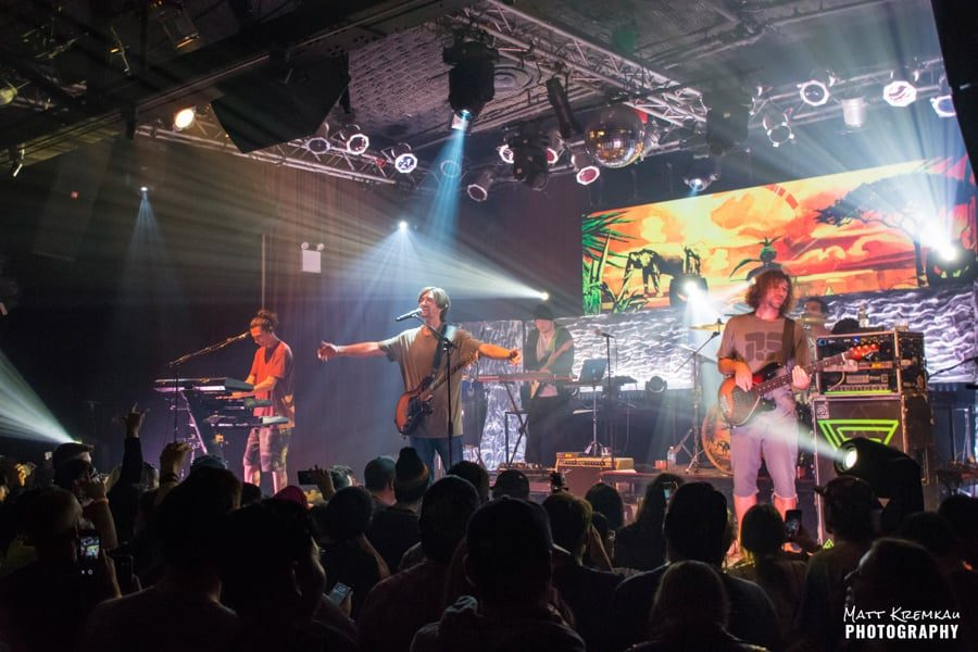 Stick Figure, Fortunate Youth, Raging Fyah @ Highline Ballroom, NYC (16)
