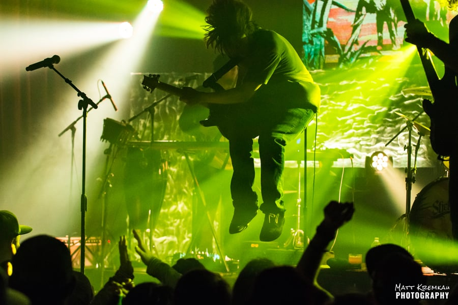 Stick Figure, Fortunate Youth, Raging Fyah @ Highline Ballroom, NYC (12)