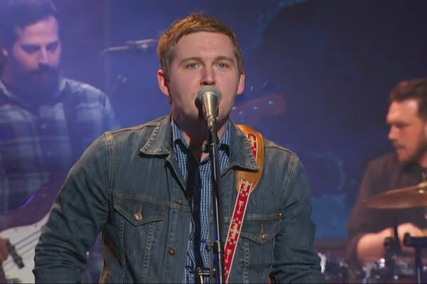 Brian Fallon on The Daily Show