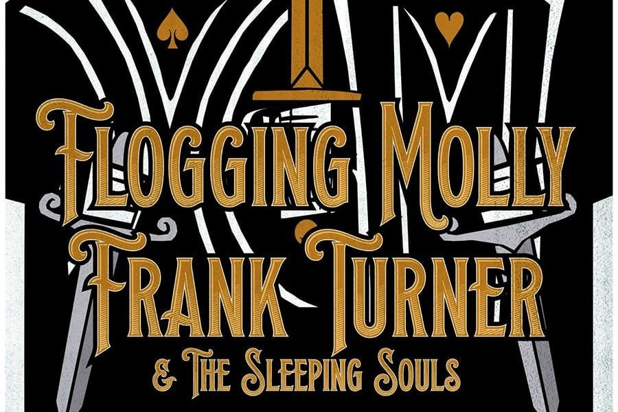 Flogging Molly and Frank Turner tour
