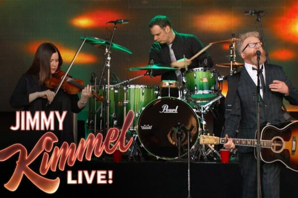 Fogging Molly on Jimmy Kimmel Live