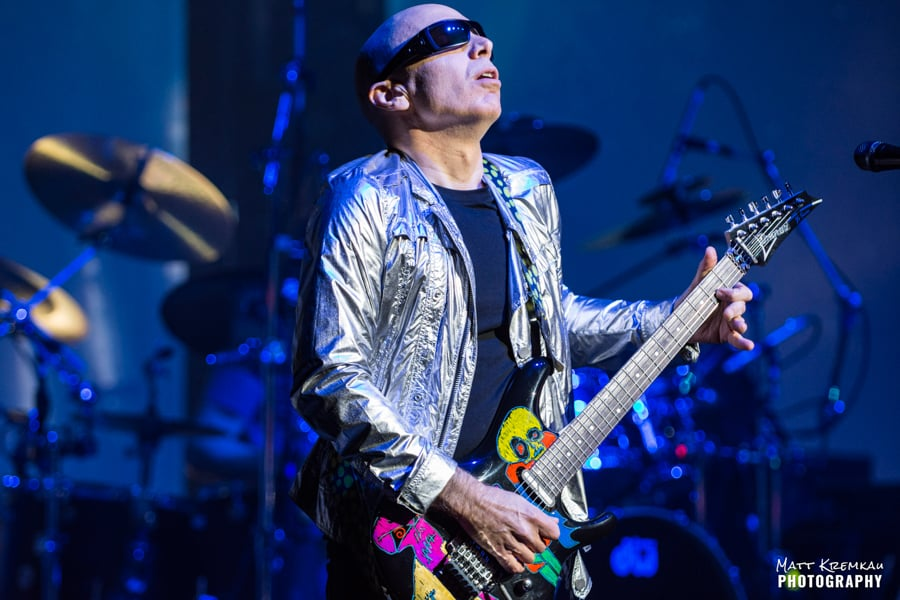 Joe Satriani @ The Capitol Theatre, Port Chester, NY (22)