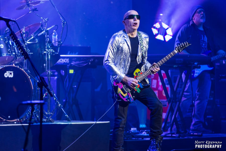Joe Satriani @ The Capitol Theatre, Port Chester, NY (20)