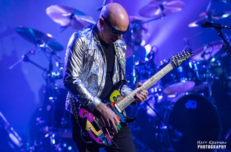 Joe Satriani @ The Capitol Theatre, Port Chester, NY (18)