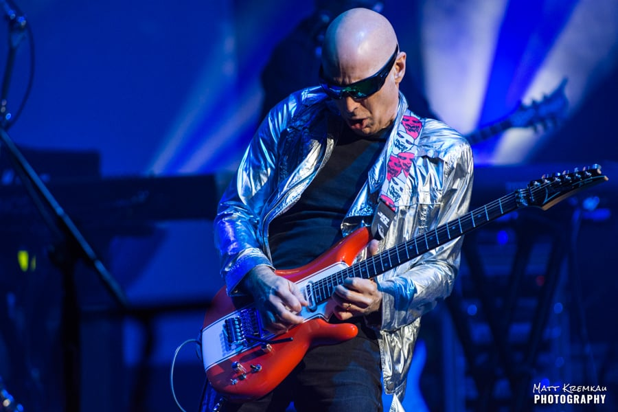 Joe Satriani @ The Capitol Theatre, Port Chester, NY (10)