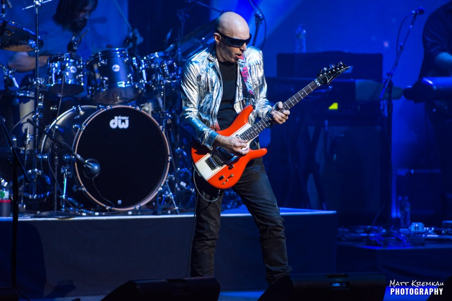 Joe Satriani @ The Capitol Theatre, Port Chester, NY (8)
