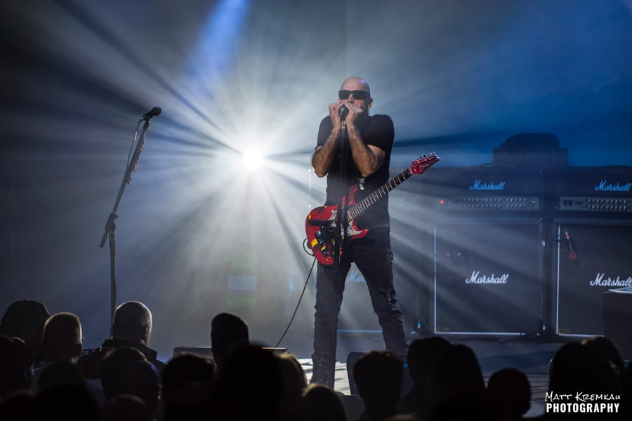 Joe Satriani @ The Capitol Theatre, Port Chester, NY (2)