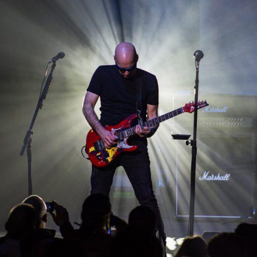 Joe Satriani @ The Capitol Theatre, Port Chester, NY (1)
