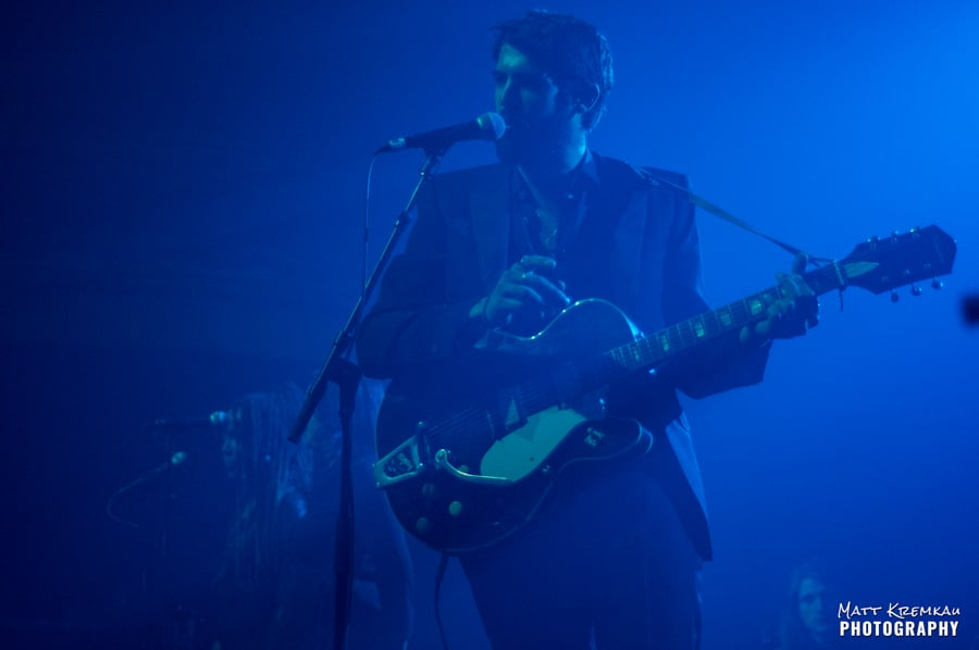The Last Shadow Puppets, Cameron Avery @ Webster Hall, NYC (48)