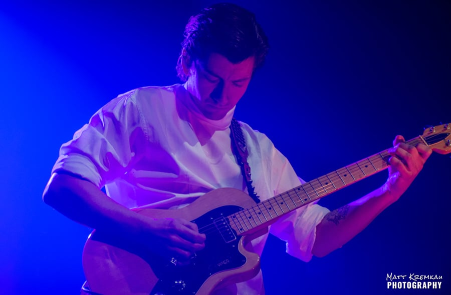 The Last Shadow Puppets, Cameron Avery @ Webster Hall, NYC (32)