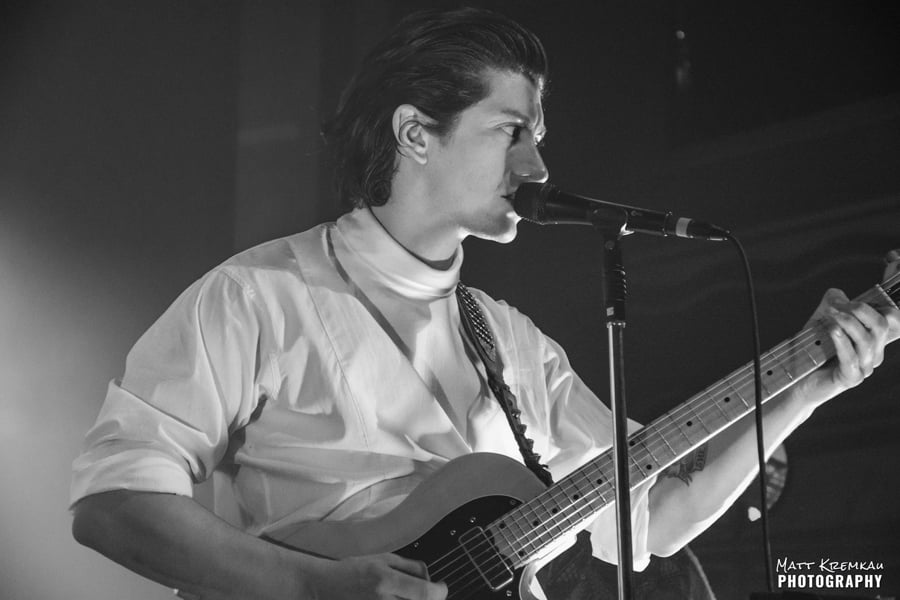 The Last Shadow Puppets, Cameron Avery @ Webster Hall, NYC (28)