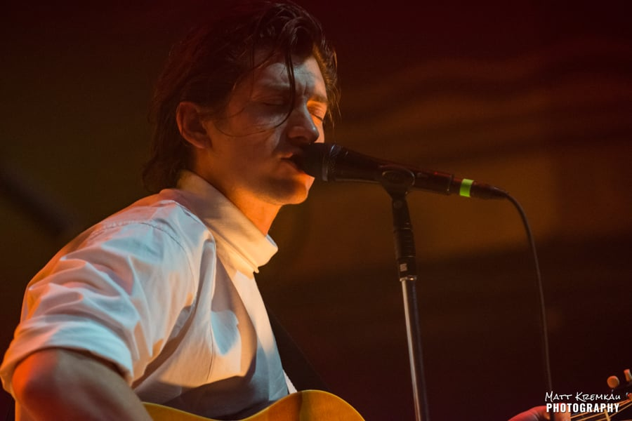 The Last Shadow Puppets, Cameron Avery @ Webster Hall, NYC (21)
