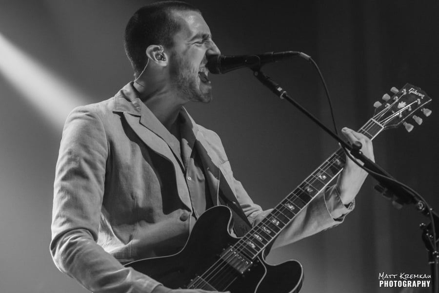 The Last Shadow Puppets, Cameron Avery @ Webster Hall, NYC (20)