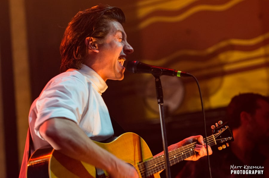 The Last Shadow Puppets, Cameron Avery @ Webster Hall, NYC (17)