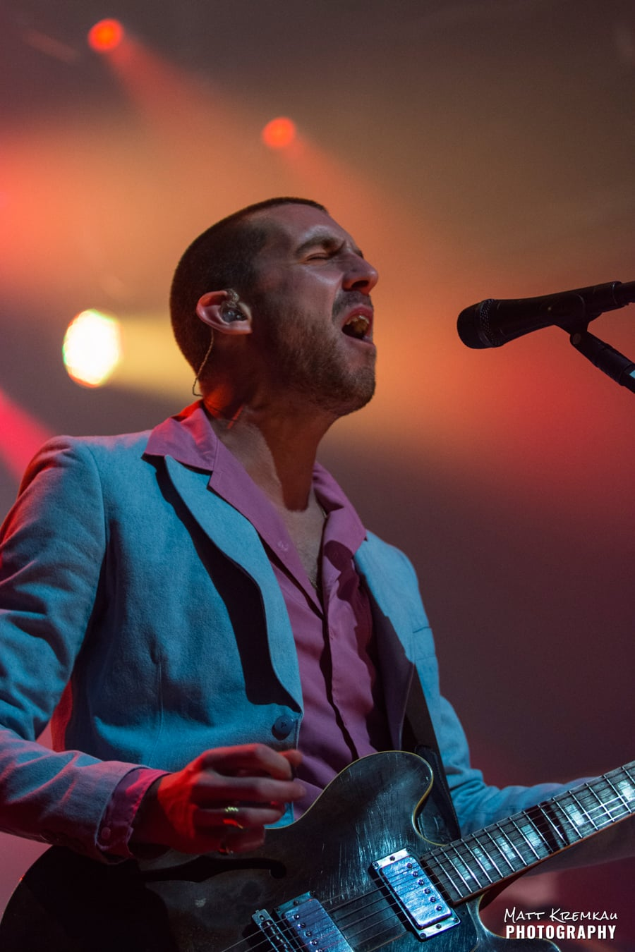 The Last Shadow Puppets, Cameron Avery @ Webster Hall, NYC (15)
