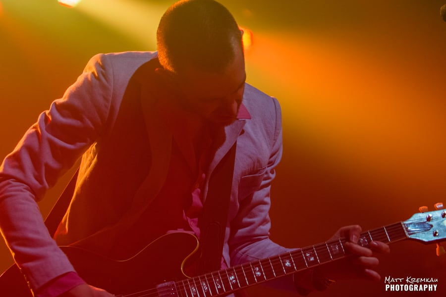 The Last Shadow Puppets, Cameron Avery @ Webster Hall, NYC (14)
