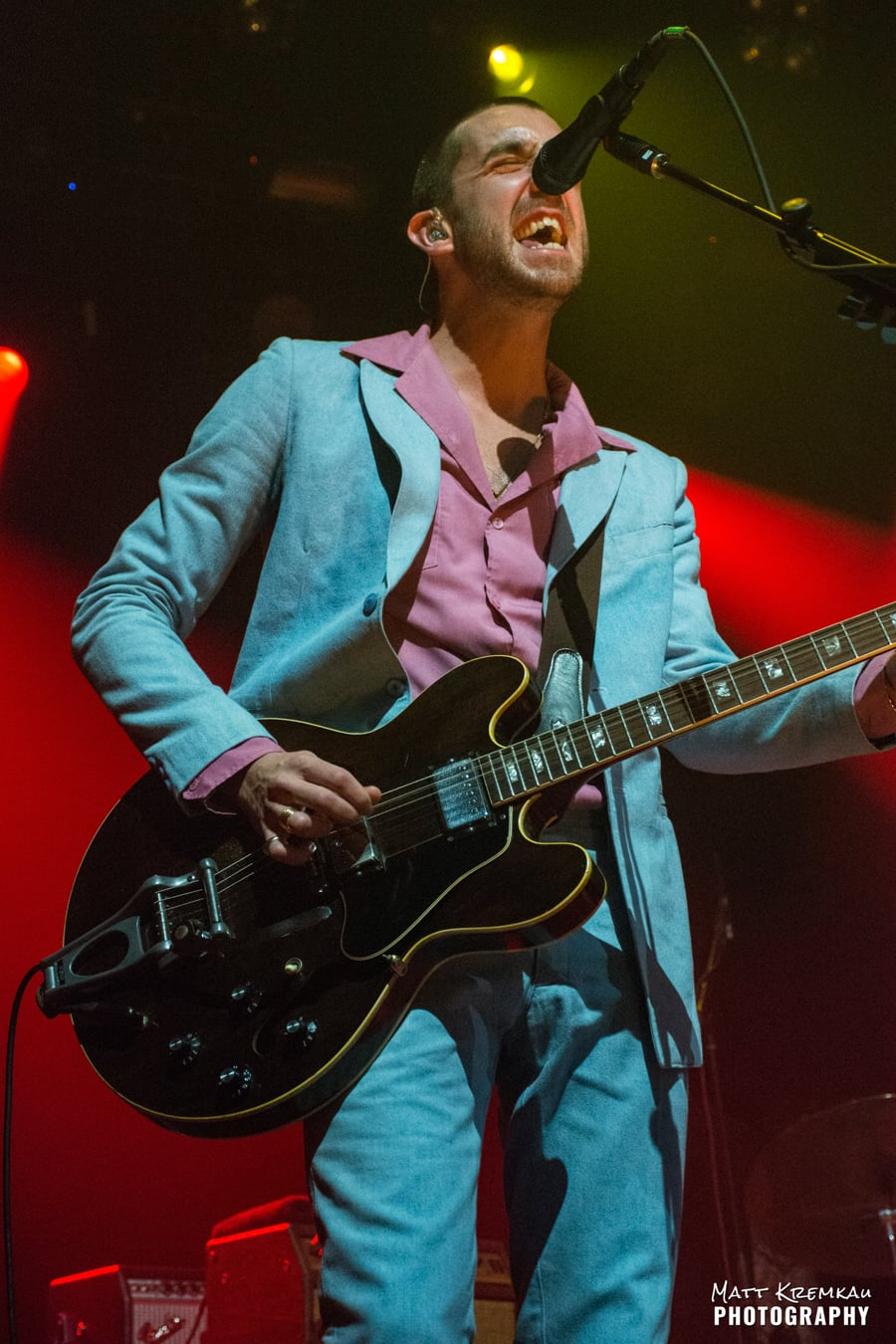 The Last Shadow Puppets, Cameron Avery @ Webster Hall, NYC (9)