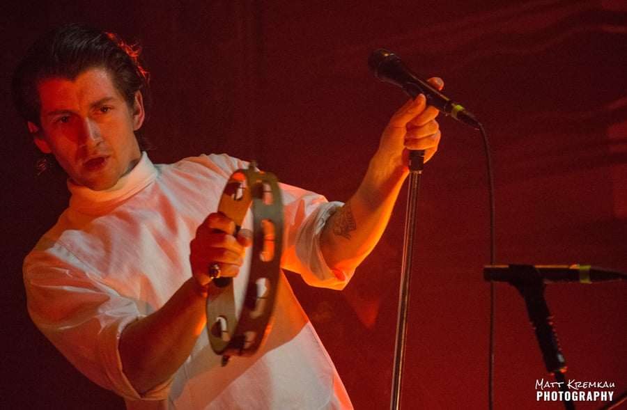 The Last Shadow Puppets, Cameron Avery @ Webster Hall, NYC (6)