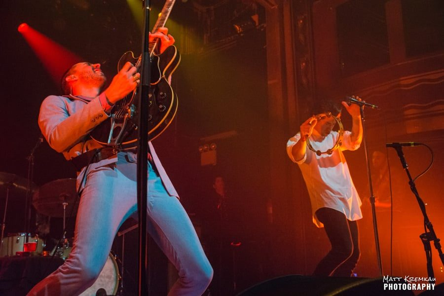 The Last Shadow Puppets, Cameron Avery @ Webster Hall, NYC (4)