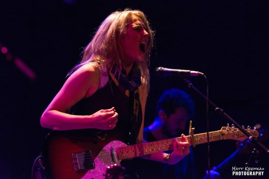 Lissie, Skrizzly Adams @ Bowery Ballroom, NYC (12)