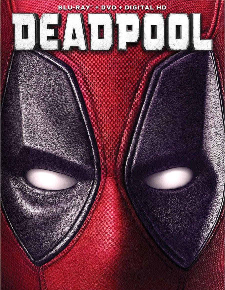 Deadpool Blu-Ray