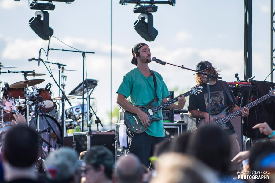 Rebelution, J Boog & The Green, Stick Figure @ Stone Pony Summerstage, Asbury Park, NJ (63)