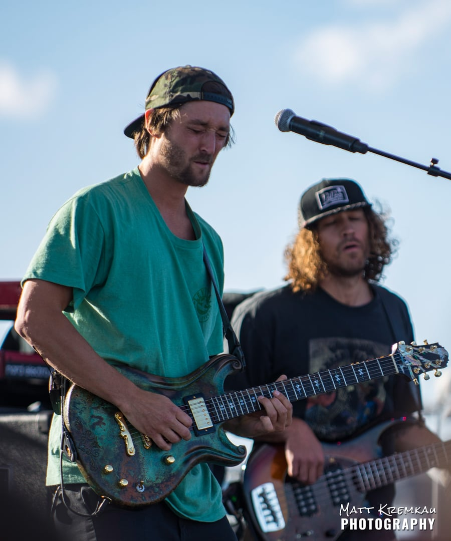 Rebelution, J Boog & The Green, Stick Figure @ Stone Pony Summerstage, Asbury Park, NJ (62)