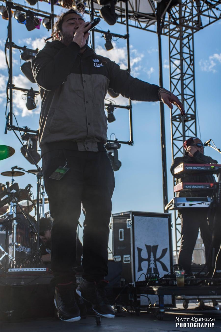 Rebelution, J Boog & The Green, Stick Figure @ Stone Pony Summerstage, Asbury Park, NJ (53)