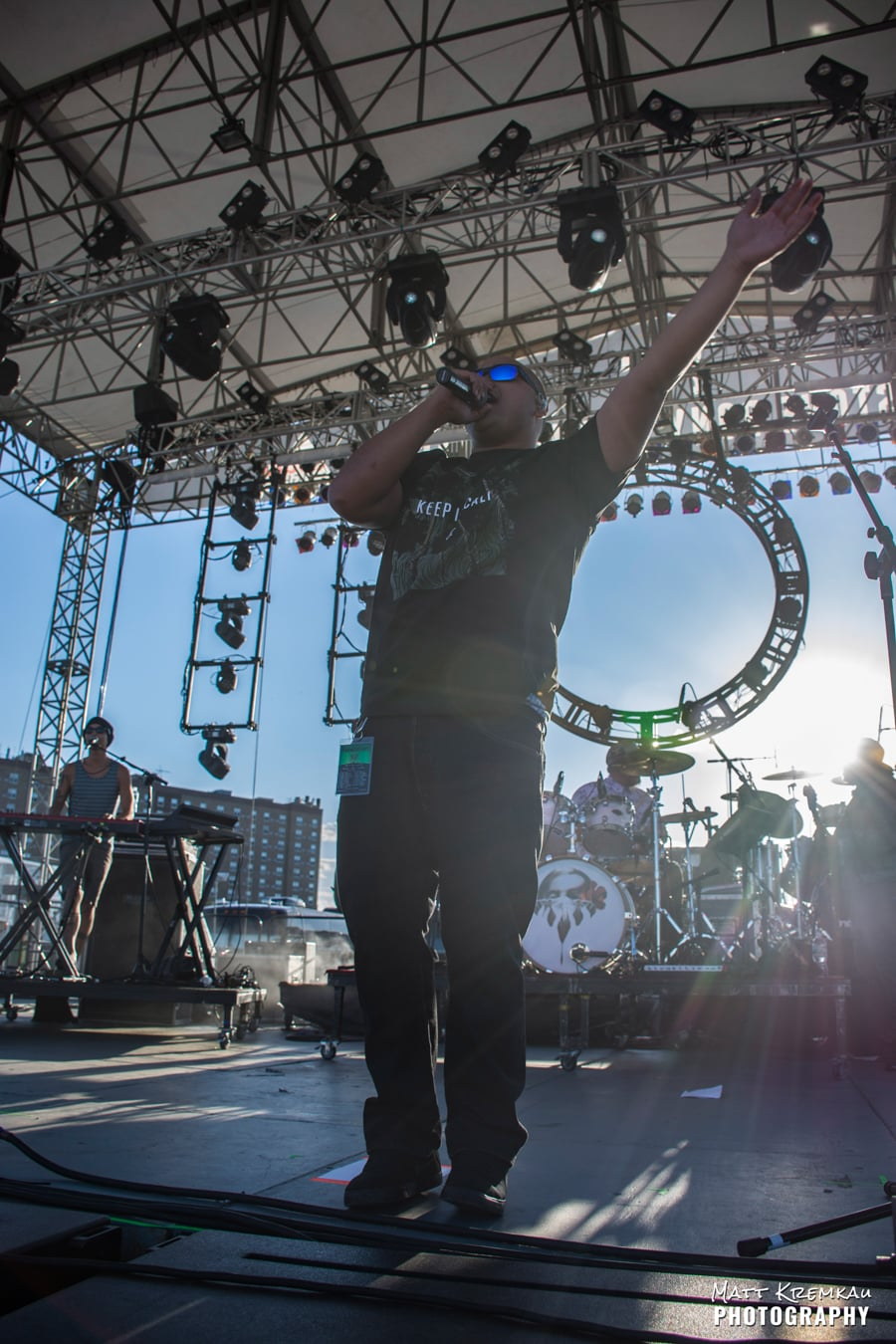 Rebelution, J Boog & The Green, Stick Figure @ Stone Pony Summerstage, Asbury Park, NJ (46)