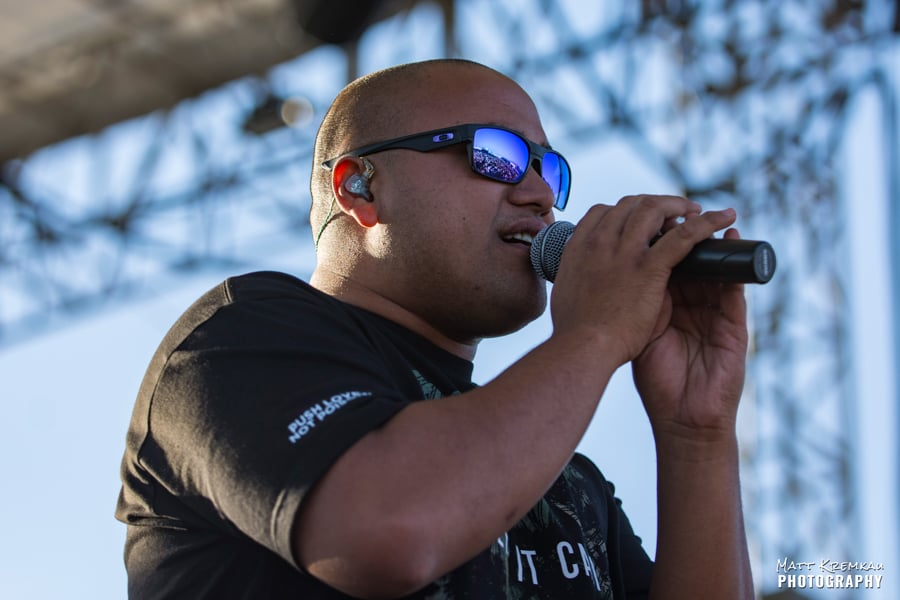 Rebelution, J Boog & The Green, Stick Figure @ Stone Pony Summerstage, Asbury Park, NJ (45)