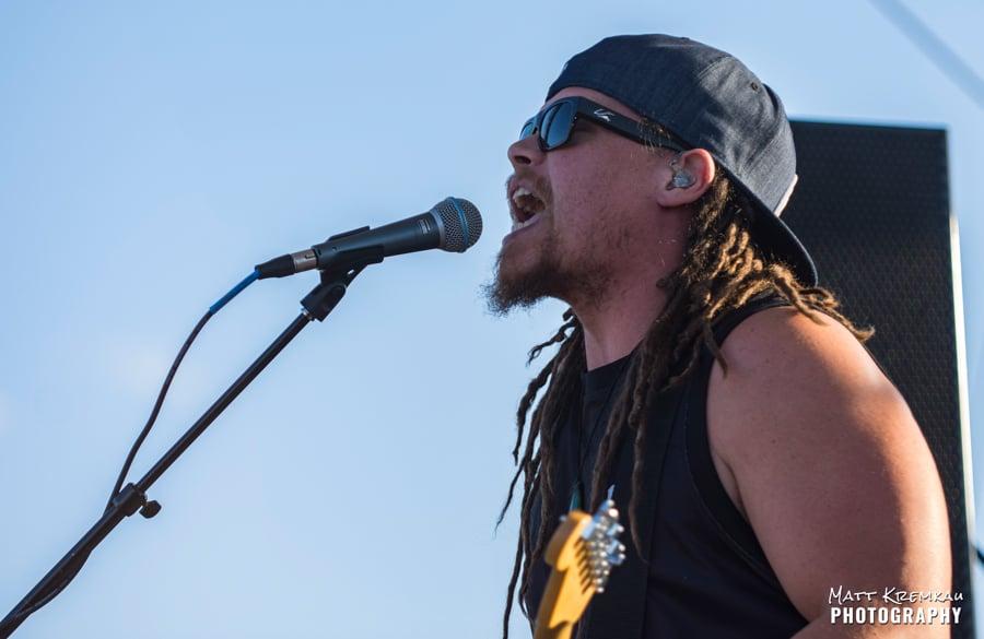 Rebelution, J Boog & The Green, Stick Figure @ Stone Pony Summerstage, Asbury Park, NJ (44)