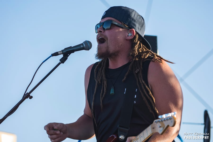 Rebelution, J Boog & The Green, Stick Figure @ Stone Pony Summerstage, Asbury Park, NJ (41)