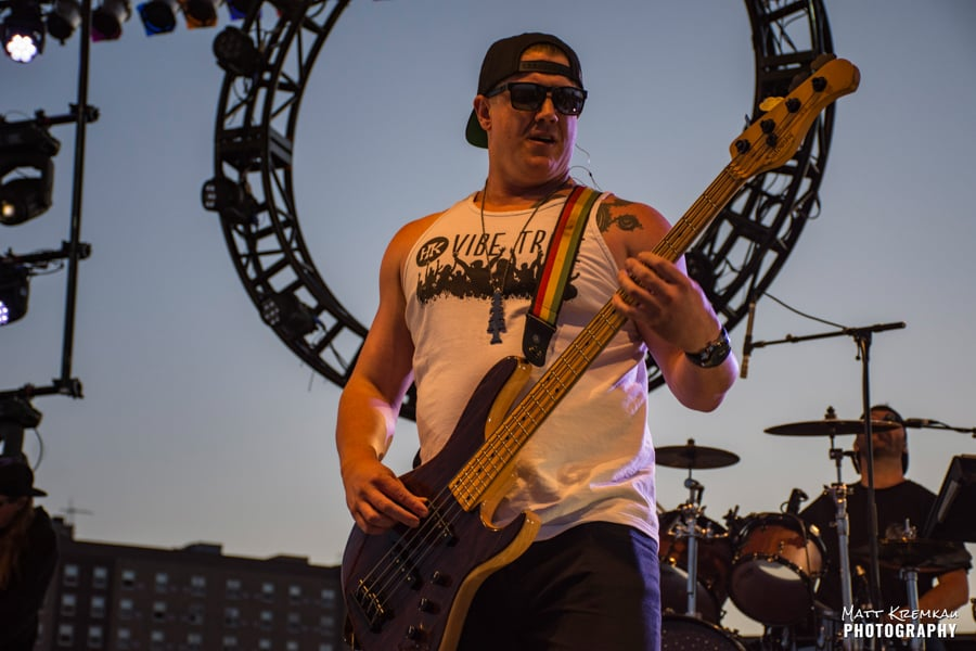 Rebelution, J Boog & The Green, Stick Figure @ Stone Pony Summerstage, Asbury Park, NJ (32)